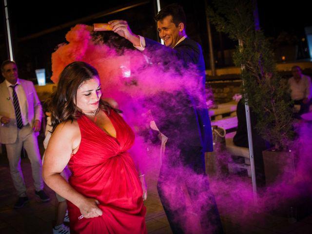 La boda de Carlos y Ximena en Ligüerre De Cinca, Huesca 34