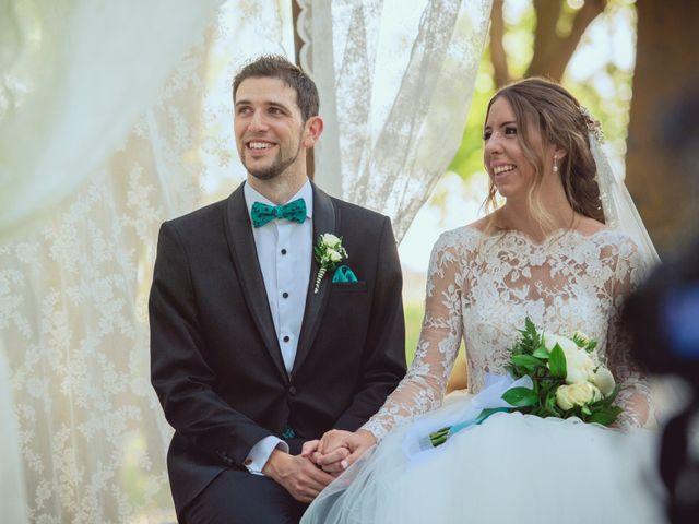 La boda de Aixa y Jona en Saelices, Cuenca 1