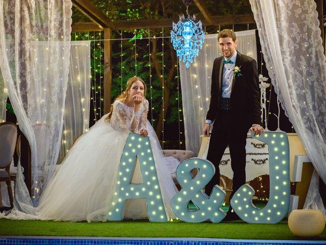La boda de Jona y Aixa