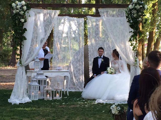 La boda de Aixa y Jona en Saelices, Cuenca 6