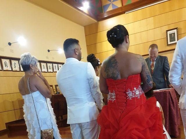 La boda de Jonathan  y Aniaga  en Candelaria, Santa Cruz de Tenerife 2