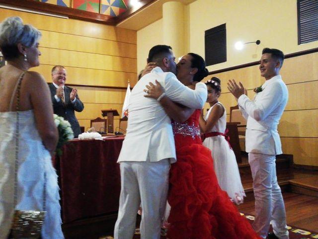 La boda de Jonathan  y Aniaga  en Candelaria, Santa Cruz de Tenerife 1