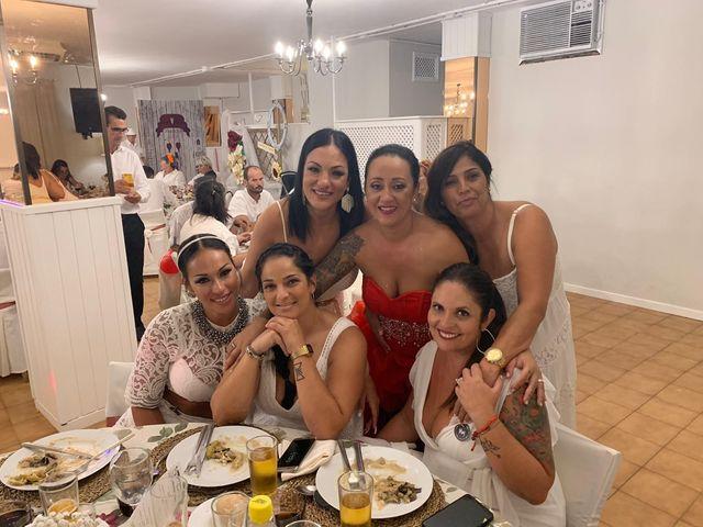 La boda de Jonathan  y Aniaga  en Candelaria, Santa Cruz de Tenerife 15
