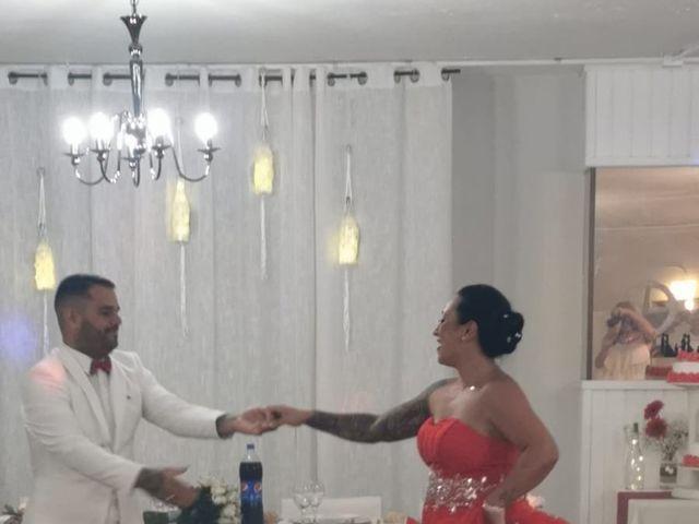 La boda de Jonathan  y Aniaga  en Candelaria, Santa Cruz de Tenerife 18