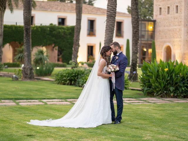 La boda de Jorge y Maria en Valencia, Valencia 45