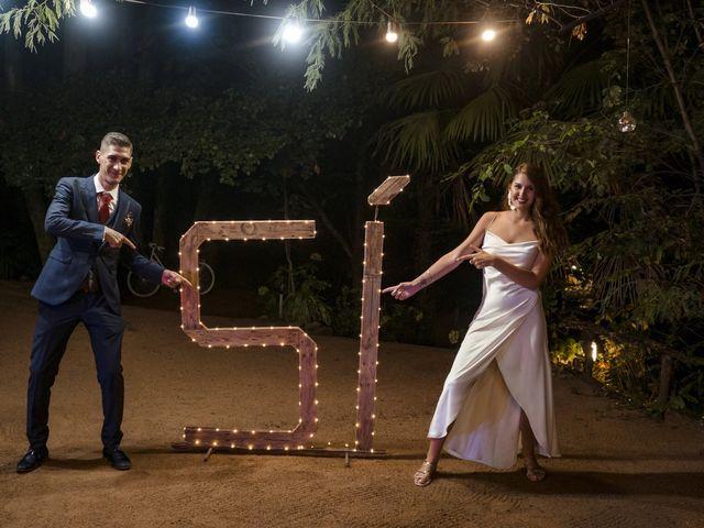 La boda de Alejandro y Gemma en Arbucies, Girona 2