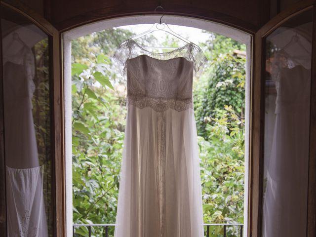 La boda de Alejandro y Gemma en Arbucies, Girona 11