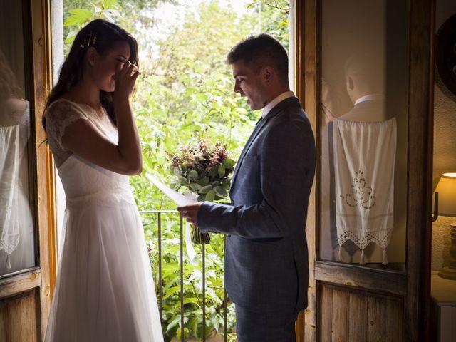 La boda de Alejandro y Gemma en Arbucies, Girona 25