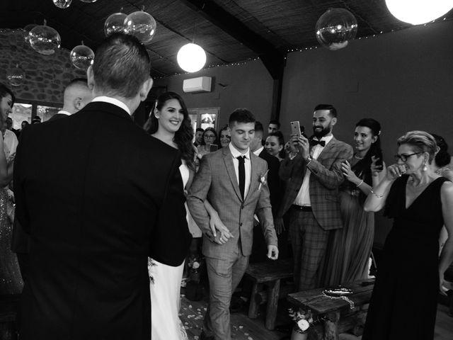 La boda de Alejandro y Gemma en Arbucies, Girona 26