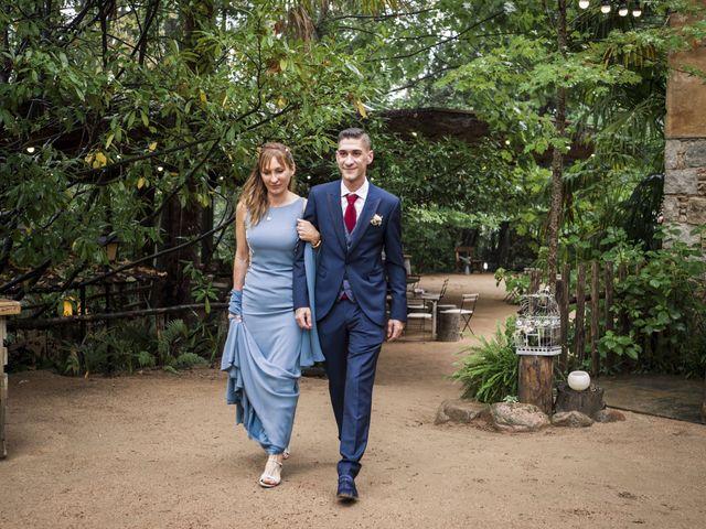 La boda de Alejandro y Gemma en Arbucies, Girona 27