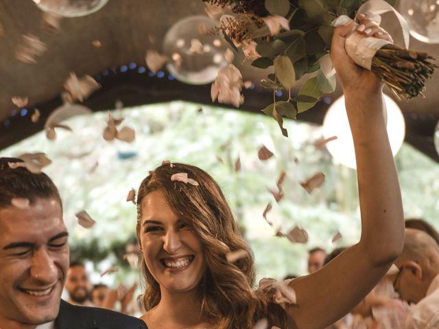 La boda de Alejandro y Gemma en Arbucies, Girona 29