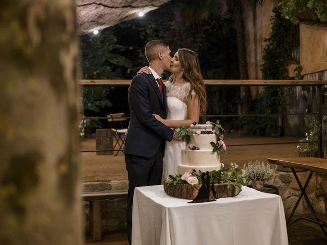 La boda de Alejandro y Gemma en Arbucies, Girona 30