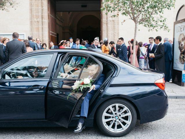 La boda de Luis y Ana en El Puerto De Santa Maria, Cádiz 39