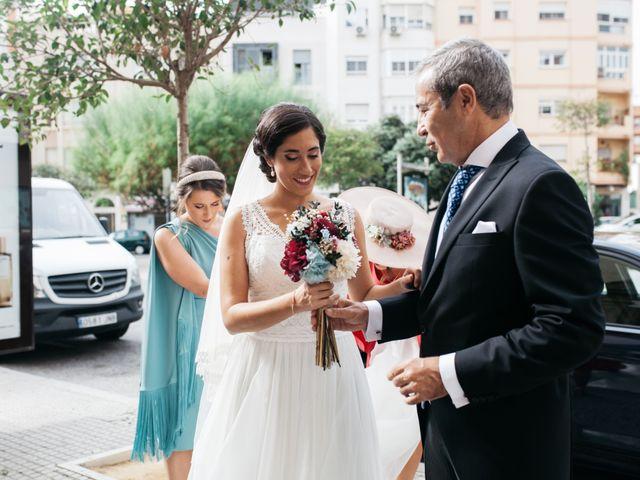 La boda de Luis y Ana en El Puerto De Santa Maria, Cádiz 43