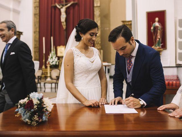 La boda de Luis y Ana en El Puerto De Santa Maria, Cádiz 58