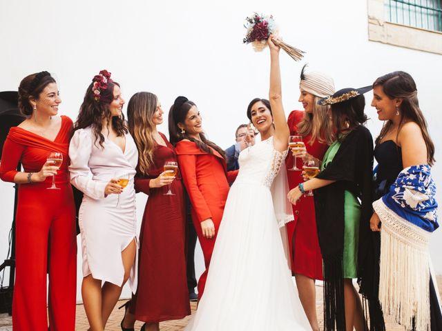 La boda de Luis y Ana en El Puerto De Santa Maria, Cádiz 65