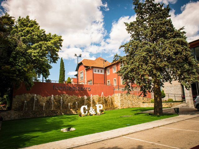 La boda de Pablo y Carmen en Collado Villalba, Madrid 6