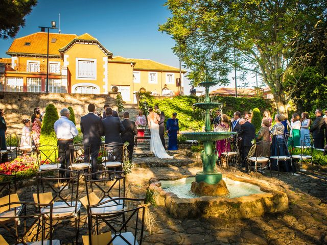 La boda de Pablo y Carmen en Collado Villalba, Madrid 23
