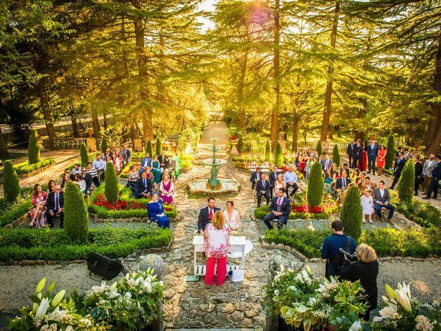 La boda de Pablo y Carmen en Collado Villalba, Madrid 24