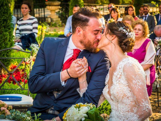 La boda de Pablo y Carmen en Collado Villalba, Madrid 25