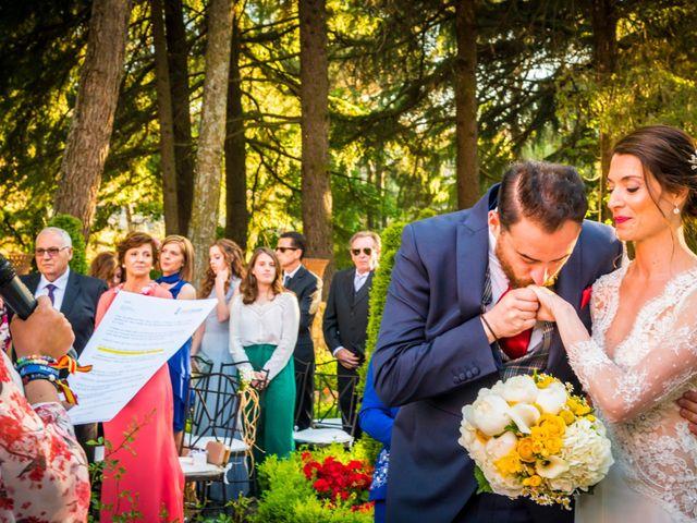 La boda de Pablo y Carmen en Collado Villalba, Madrid 28
