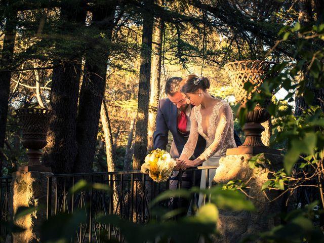 La boda de Pablo y Carmen en Collado Villalba, Madrid 30