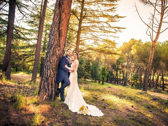 La boda de Pablo y Carmen en Collado Villalba, Madrid 31