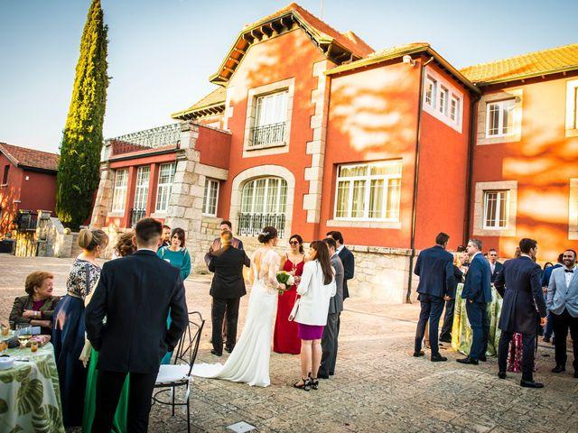 La boda de Pablo y Carmen en Collado Villalba, Madrid 33