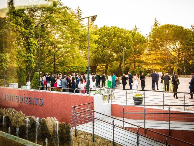 La boda de Pablo y Carmen en Collado Villalba, Madrid 35