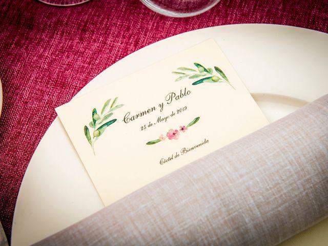 La boda de Pablo y Carmen en Collado Villalba, Madrid 36