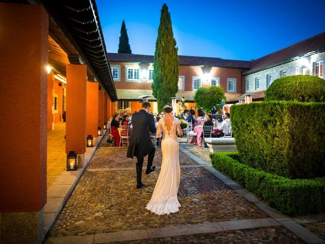 La boda de Pablo y Carmen en Collado Villalba, Madrid 39