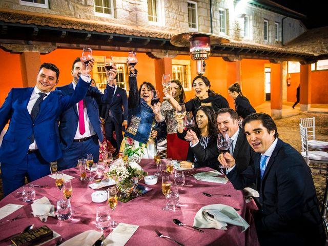 La boda de Pablo y Carmen en Collado Villalba, Madrid 42