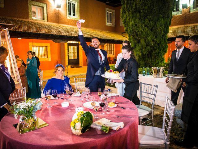 La boda de Pablo y Carmen en Collado Villalba, Madrid 43