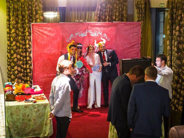 La boda de Pablo y Carmen en Collado Villalba, Madrid 51