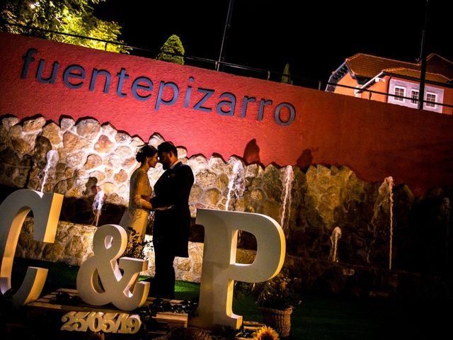 La boda de Pablo y Carmen en Collado Villalba, Madrid 52