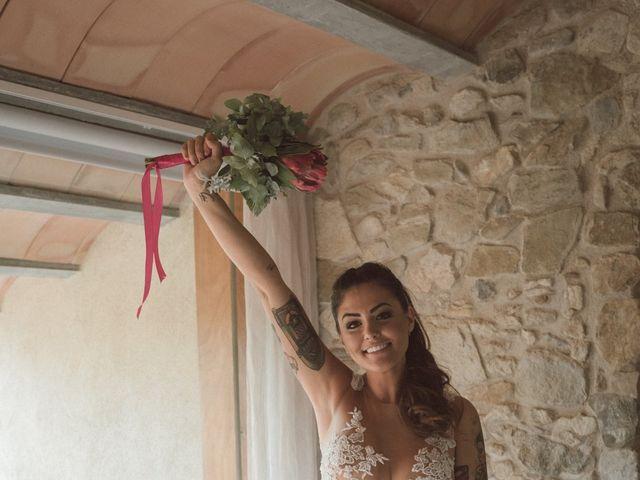 La boda de Cristina y Sonia en Pueblo Sant Andreu Salou, Girona 21