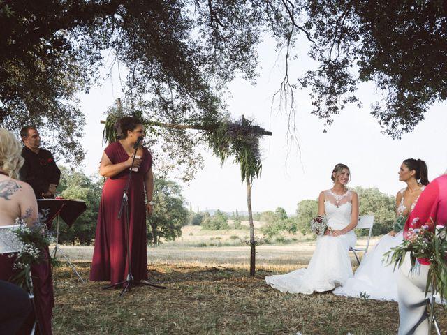 La boda de Cristina y Sonia en Pueblo Sant Andreu Salou, Girona 29