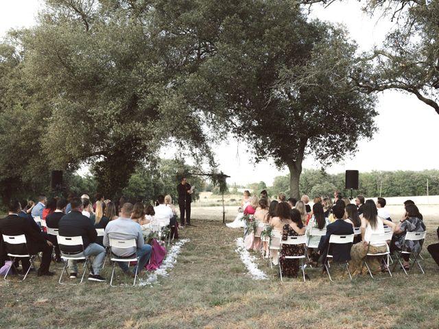 La boda de Cristina y Sonia en Pueblo Sant Andreu Salou, Girona 30