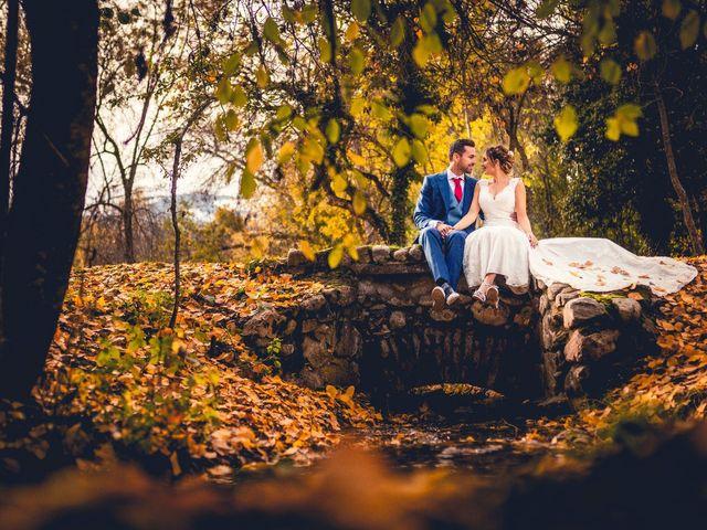 La boda de Javi y Laura en Miraflores De La Sierra, Madrid 81