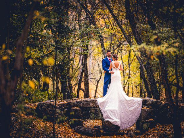 La boda de Javi y Laura en Miraflores De La Sierra, Madrid 85