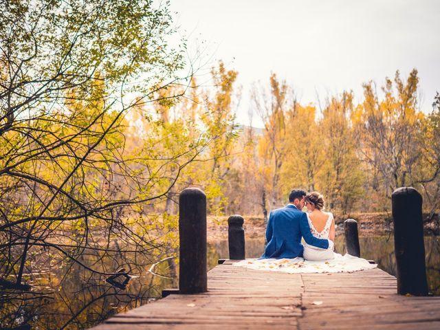 La boda de Javi y Laura en Miraflores De La Sierra, Madrid 1