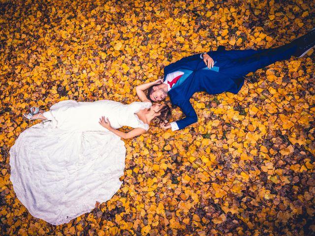 La boda de Javi y Laura en Miraflores De La Sierra, Madrid 90