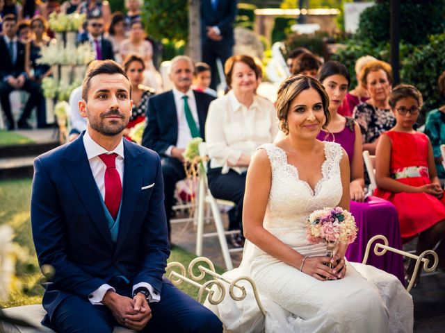 La boda de Javi y Laura en Miraflores De La Sierra, Madrid 22