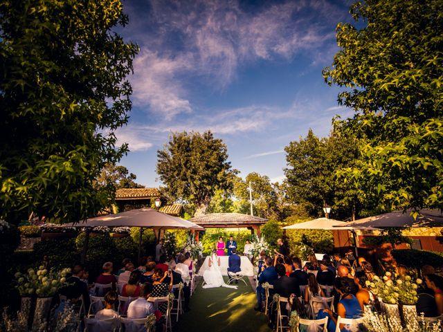 La boda de Javi y Laura en Miraflores De La Sierra, Madrid 24