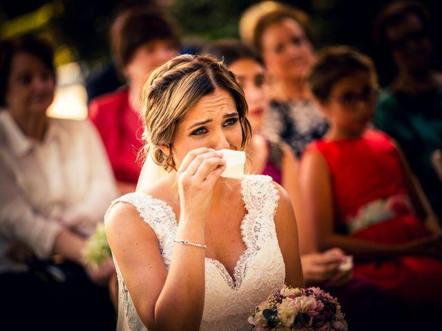 La boda de Javi y Laura en Miraflores De La Sierra, Madrid 26