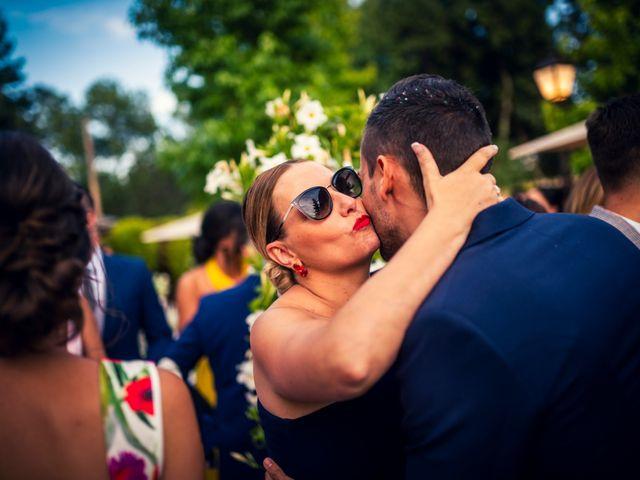 La boda de Javi y Laura en Miraflores De La Sierra, Madrid 31