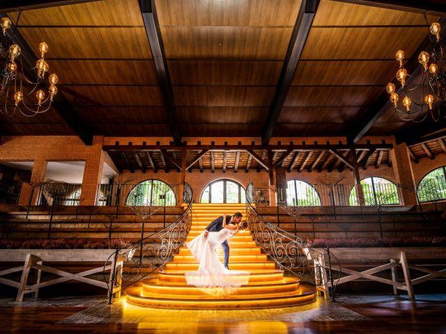 La boda de Javi y Laura en Miraflores De La Sierra, Madrid 42