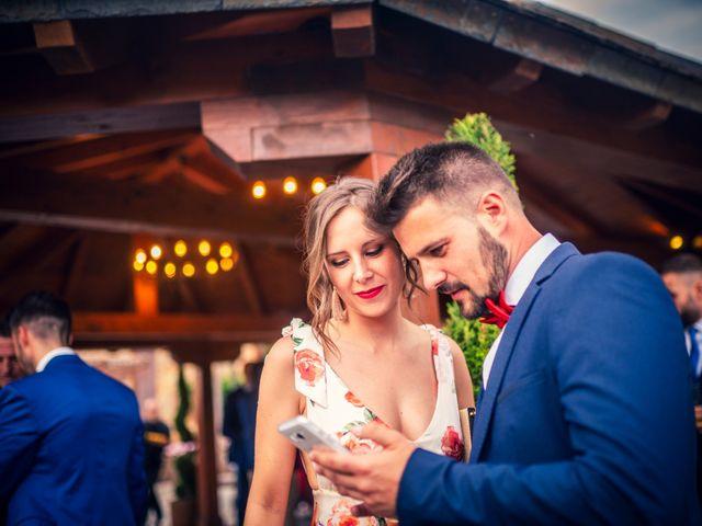 La boda de Javi y Laura en Miraflores De La Sierra, Madrid 45