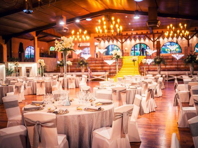 La boda de Javi y Laura en Miraflores De La Sierra, Madrid 56