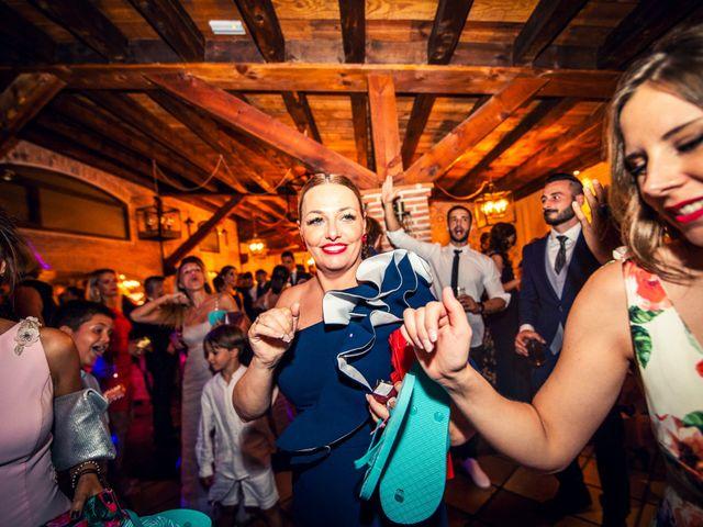 La boda de Javi y Laura en Miraflores De La Sierra, Madrid 72